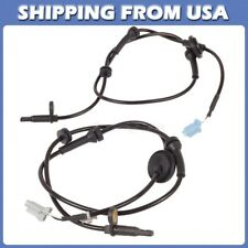 2pcs Front Left & Right ABS Wheel Speed Sensor For 2004-2008 Nissan Murano 3.5L