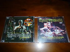 Iron Maiden / Budokan 1987 ORG Limited 2CD+DVD-R NEW!!!!!!! B7