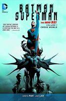 Batman/Superman New 52 Volume 1: Cross World Softcover Graphic Novel