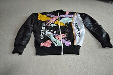 VINTAGE GIORDANA CYCLING JACKET MEN SIZE XXL