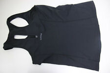 Oakley Womens Black Tank Top Size Large Stretch