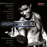 Boy Power-The best of (1997) Backstreet Boys, 'N Sync, Worlds Apart, The .. [CD]