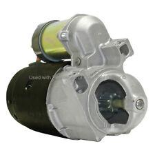 Starter Motor-VIN: X Quality-Built 3631S Reman