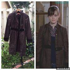 Women Thicken Warm Winter Coat Brown Overcoat Long Jacket Outwear Rory Gilmore S