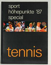 Sport Höhepunkte 87 Special Tennis