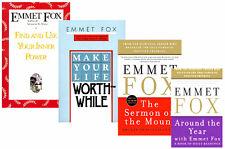 EMMET FOX 4 Pk (pb) Around the Year,Sermon on the Mount,Find Inner Power+ w/rm*