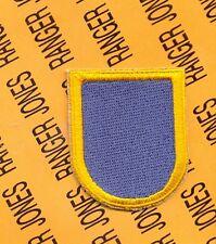 49th Public Affairs Detachment PAD Airborne beret flash patch c/e