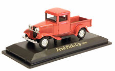 FORD PICK-UP FURGONCINO 1934 - SCALA 1:43 - ROSSO