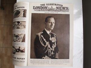 The Illustrated London News - Saturday January 24, 1959