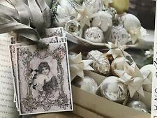 Ms. WINTER Christmas Gift GIFT  Glitter Jeanne d Arc Living Style Nordic Charm 8