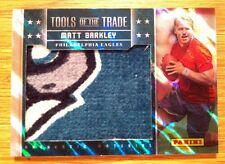 Matt Barkley 2013 Rookie Premier Player Used Swatch Spectrum Panini Father's Day
