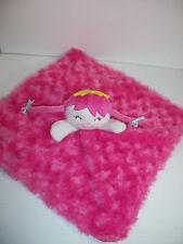 Kyle & Deena Princess Girl Pink Swirl Lovie Security Blanket Replacement Spare