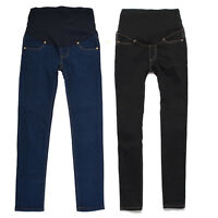 Maternity Jeans Maternity Trousers Pregnancy Pants For Pregnant Women Capris HQ