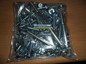 IFA IWL Roller SR59 Berlin - >319 Rahmen Schrauben Set 223< - Normteile Satz