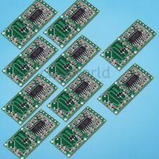 10pcs rcwl - 0516 Microwave radar sensor switch modulo Body Induction detect 4-28v