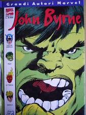 Grandi Autori Marvel - John Byrne - Marvel Top 14 cartonato ed. Marvel  [G.231]