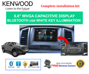 Complete Stereo Upgrade 1025 to suit Ford Ranger 2015 to 2019 PX2-PX3