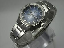 Vintage 1973 JAPAN KING SEIKO VANAC 5626-7140 25Jewels Automatic