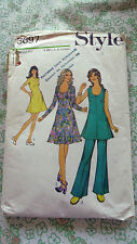 Style Adult's Mixed Lot Sewing Patterns