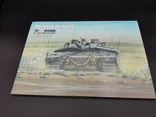 Paper Model Kit MERKAVA MKIV LIC Tank Answer / Angraf