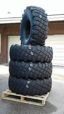 Set of 4 Michelin XML 325/85R16 Off Road Military Tires 50 to 70% treads