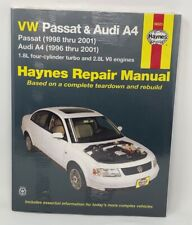 HAYENS Repair Manual 96023 - VW PASSAT & AUDI A4 1996-2001 NEW!