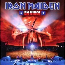 Iron Maiden - En Vivo! [CD]