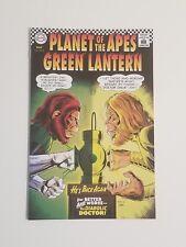 Planet Of The Apes/Green Lantern #2b Variant Cover NM+ Thompson/ Jordan/ Rivoche