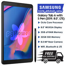 Samsung Galaxy Tab A P205 8.0 WiFi & LTE Unlocked 32GB...