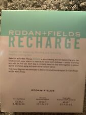 {Exp 2-21)Rodan + and Fields NEW RECHARGE REGIMEN for Younger, Healthy Skin!!