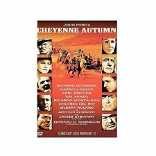 Cheyenne Autumn, New DVDs