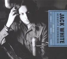 JACK WHITE ACOUSTIC RECORDINGS 1998-2016 2CD ALBUM SET (September 9th 2016)