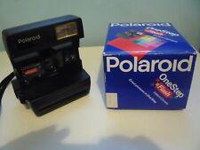 Una paso Polaroid Cámara instantánea