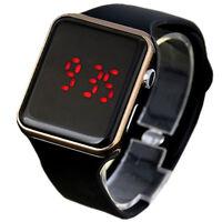 Universal Mujer/Hombre Digital LED Reloj Electrónico Plástico Moda de Deporte