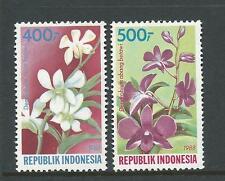 1988 Flora set 2 stamps complete MUH/MNH