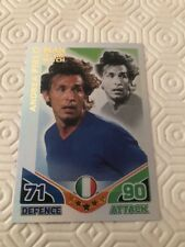 Topps MATCH ATTAX World Cup 2010 - ANDREA PIRLO Man Of The Match Foil Card.