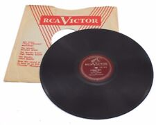 Enrico Caruso 78rpm Single 10-inch Victor Records V.E. #1616 O Sole Mio