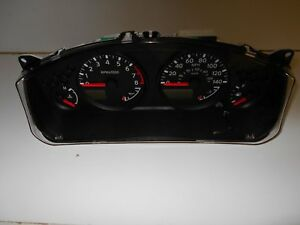 2005-08  Nissan Xterra,   4WD, 4.0L, auto 5AT, 24810-EA13C, Speedometer Cluster