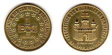 Bonifacio, 1 ecu, 1995 - Euros temporaires des villes