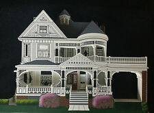 SHEPHARD HOUSE MOBILE ALABAMA SHELIA'S VST11 VICTORIAN SPRINGTIME SERIES