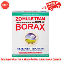 All Natural Borax Detergent Booster & Multi-Purpose Household Cleaner, 65 Oz.