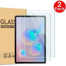 """2x Tempered Glass Screen Protector For Samsung Galaxy Tab S6 10.5"""" SM-T860/T865"""