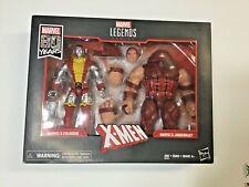 Hasbro Marvel 80th Anniversary Marvel Legends X-Men Colossus & Juggernaut new