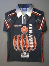 Ajax Amsterdam Jersey 1996 1997 Cup 152 cm Kids Shirt Camiseta Trikot Umbro ig93