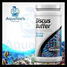 Seachem Discus Buffer 250g Adjusts pH to 5.8 - 6.8 Ideal Discus Fish Environment