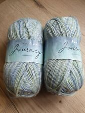 Sirdar Dapple Double Knitting Yarn Shade 0087 Twilight