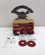 "Bell & Gossett 2"" Cast Iron Model L21 1/6HP 1725RPM 115V Booster Pump *NIB*"