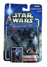 Star Wars AOTC Super Battle Droid. RARE.NEW & SEALED