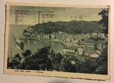 Vecchia Cartolina di S.Terenzo Golfo della Spezia - Viaggiata 1937