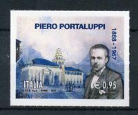 Italy 2017 MNH Piero Portaluppi Italian Architect 1v S/A Set Architecture Stamps